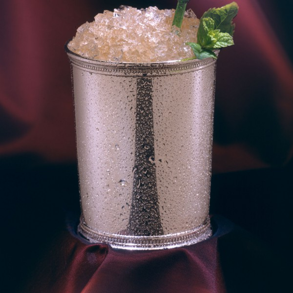 Mint Julep Cup With Ice