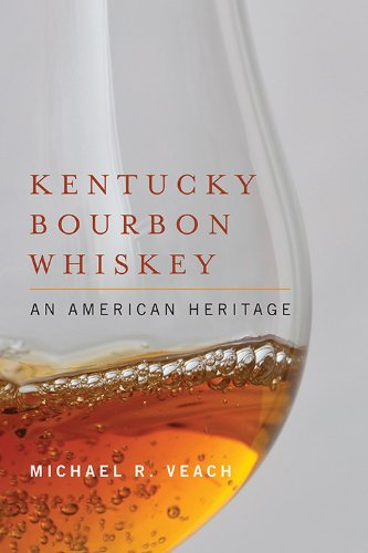 Bourbon Book By Michael Veach