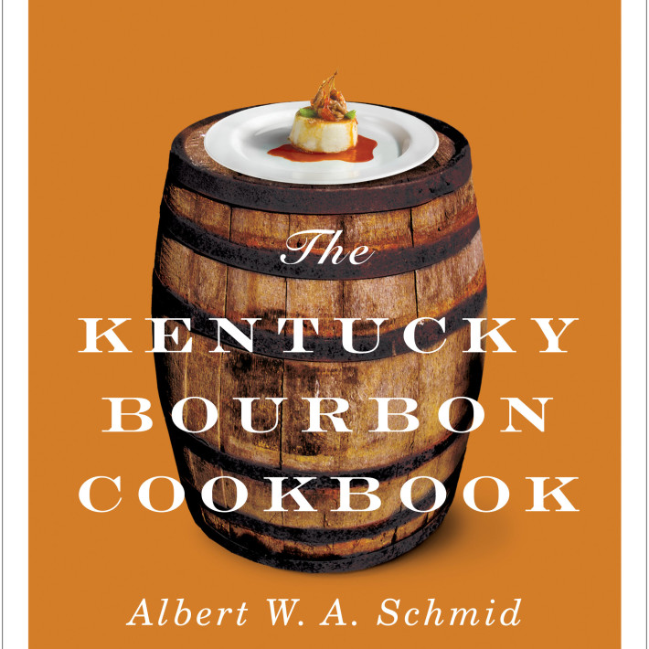 Kentucky Bourbon Cookbook Cover